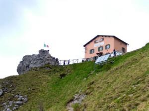 rifugio rosalba - monti sorgenti